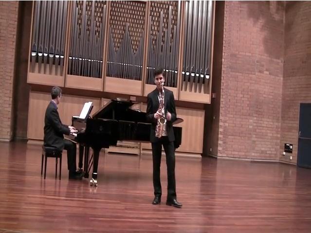 Fantaisie sur un Theme original av Jules Demersseman, Pianist: Patrik Johansson