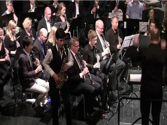 Concertino da Camera, 1.sats av Jacques Ibert, Dirigent: Thomas Rimul