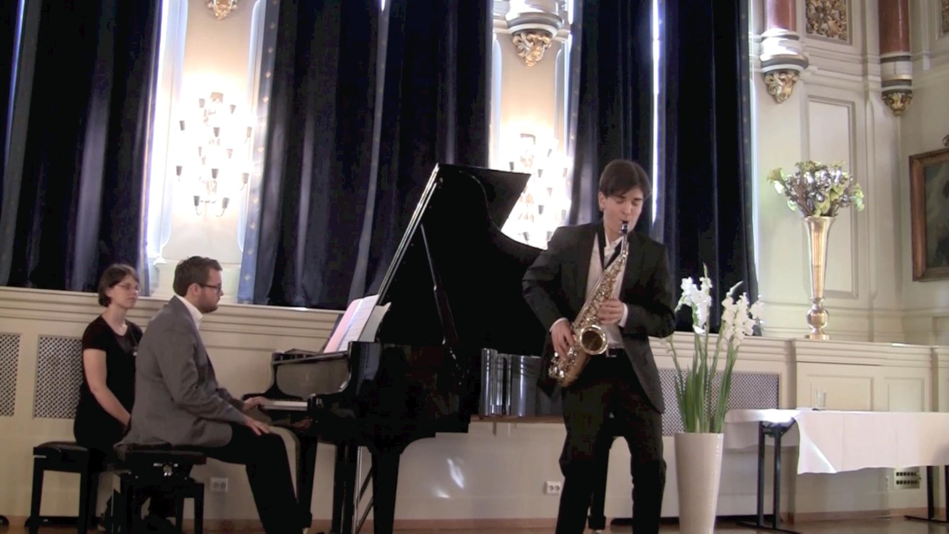 Oslo Kammermusikkfestival 2014, pianist Christian Grøvlen